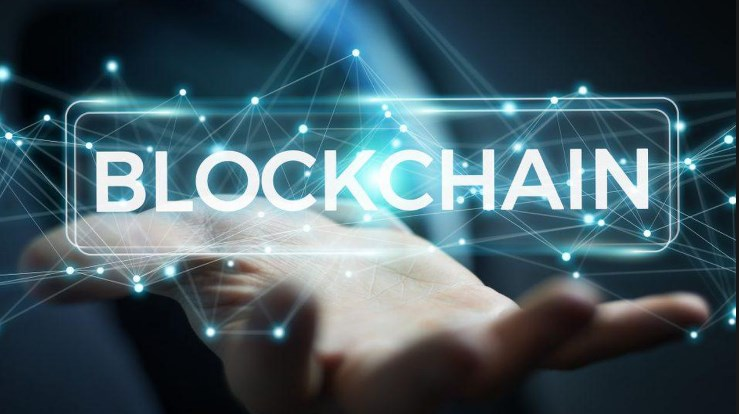 Blockchain supply chain solution