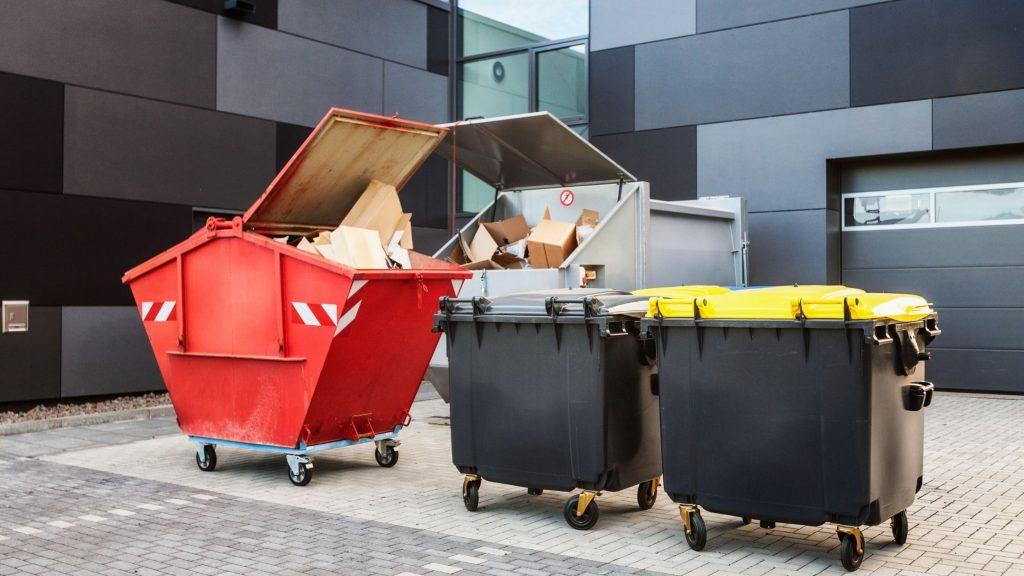 hire a skip bin in Sydney